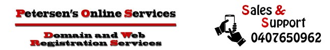 Petersen's Online Services